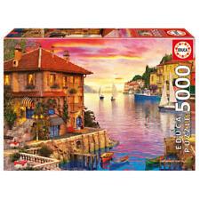 Puzles y rompecabezas, paisajes, número de piezas desde 5000 piezas