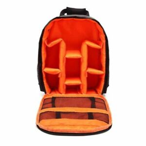Waterproof Camera Backpack For Photographers Hiking Large Travel Video Dsrl