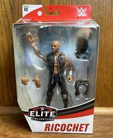 Ricochet WWE Mattel Elite Series 80 Action Figure NIB New Wrestler Wrestling NXT
