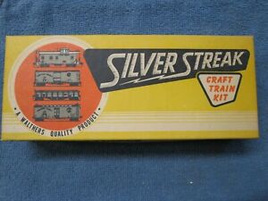Silver Streak HO Scale Western Fruit Express Reefer - Unassembled Kit
