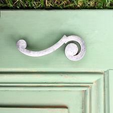 Griff in Shabby-Look, wie antik als Möbelbeschlag, Griffe Küchenschrank