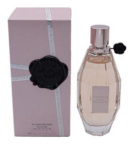 Flowerbomb Bloom by Viktor & Rolf 3.4 oz EDT Perfume for Women New In Box