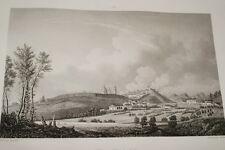 ITALIE NAPOLEON BATAILLE DE LONATO GRAVURE 1838 VERSAILLES R1302 IN FOLIO