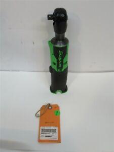 "Snap-on CTR761CG, 3/8"" Micro Lithium Cordless Ratchet, 14.4 V, Refurbished,"