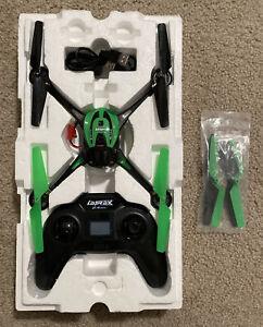 Traxxas LaTrax Alias Ready-To-Fly Electric Quadcopter Drone Green NICE