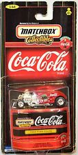 MATCHBOX COLLECTIBLES  COCA COLA - 1933 FORD COUPE