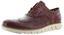 Cole Haan Men's Zerogrand Wing Ox/C22773/Cayenne/Ivory  SIZE 8