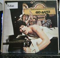 HERMAN BROOD & HIS WILD ROMANCE - GO NUTZ - VINILE LP 33 GIRI STAMPA ITALIANA