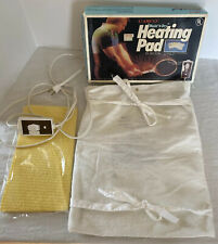 """VTG Heating Pad Electric Moist and Dry Heat Therapy 12 x 15"""" Belton USA"""
