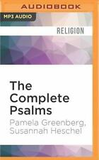 The Complete Psalms: The Book of Prayer Songs in a New Translation MP3 CD – Audi