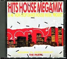 HITS HOUSE MEGAMIX - DISCOMAGIC - NON STOP 40' - CARRERE CD COMPILATION [1419]