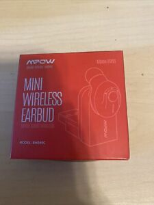 Mpow EM16 Mini Bluetooth In-Ear Headset Earbuds Headphone Earphone Handsfree