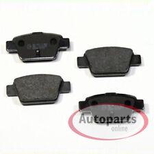 Fiat Stilo Multiwagon 1.6 Front Rear Brake Pads Discs Set 257mm 251mm 104 Est