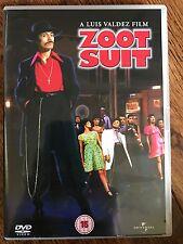 Edward James Olmos TYNE DALY Juego de Zoot ~1981 Culto Drama ~ GB DVD