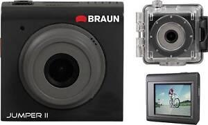 Braun Jumper II Action Kamera Full HD