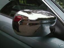 Jaguar S Type Chrome Mirror Covers  From 1999 to 2001
