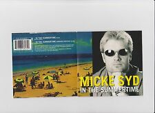 GYLLENE TIDER - MICKE SYD ANDERSSON  - ROXETTE  - IN THE SUMMERTIME  2 TR
