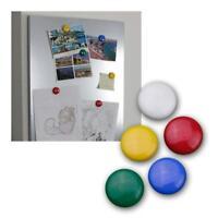 Boite de 20 Aimants Magnets magnétiques Tableau Frigo Frigidaire tableau Magnet,