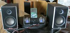 Dice iTPA 220 tube preamp with powered speaker (iPod not included) 20 watts