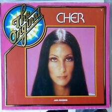 CHER LP THE ORIGINAL GERMANY REISSUE VG+/EX