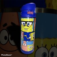 Thermos 16oz Insulated Water Bottle FUNtainer Spongebob Squarepants ❄️12 hours❄️