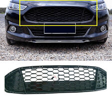 Black Front Grill Grilles Replacement For FORD Fusion / Mondeo 2013-2016