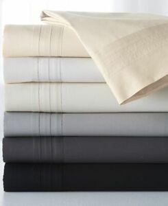 NWOT Donna Karan Supima cotton sateen Pillowcase STANDARD/QUEEN