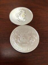 1812 2012 Canadian Silver War of 1812 Canada Dollar 3/4 Ounce Silver