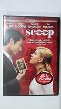 Scoop NEW SEALED! WOODY ALLEN (DVD, 2006)