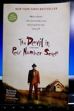THE DEVIL IN PEW NUMBER SEVEN New Chapter True Crime Memoir Alonzo 💥CHEAP POST