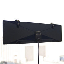 Digital Indoor TV Antenna HDTV DTV Box Ready UHF Flat Design High Gain ANT4500