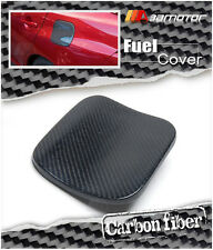 Carbon Fiber Gas Cap Fuel Door Cover for Mitsubishi Lancer Evolution X EVO 10