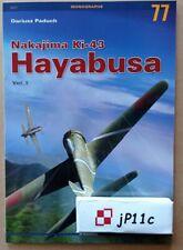 Nakajima Ki-43 Hayabusa pt.1 - Kagero English NEW!!