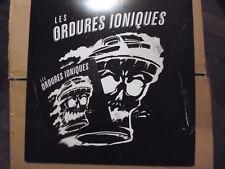 Les Ordures Ioniques - S/T - LP Blanc + CD - Nouvel Album - Neuf