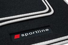 Fußmatten Sportline für Seat Ibiza 5V 6J 6P Bj. 2008-05/2017