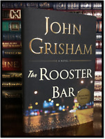 The Rooster Bar ✍SIGNED✍ by JOHN GRISHAM New Hardback 1st Edition First Printing