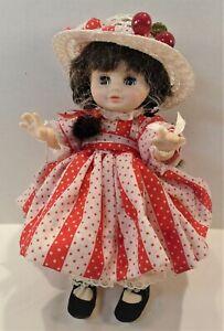 Vintage Royal Dolls designed by Miss Elsa 11 inch Vinyl Doll with Sleep Eyes