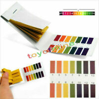 800 pH Indicator Test Strips 1-14 Paper Litmus Tester Laboratory Urine & Saliva