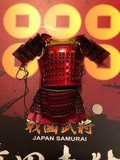Coo Models Japon Samouraï Sanada Yukimura Metal Body Armour loose 1/6th scale