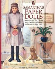 The American Girls Collection: Samantha's Paper Dolls : Samantha and Her Friend…