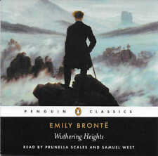 Emily Bronte - WUTHERING HEIGHTS - CD Audio Book Classic Fiction 2003