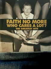 cd faith no more who cares a lot greatest hits