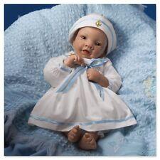 Ashton Drake -  SMILE AWHILE, ABIGAIL Baby Girl Doll By Waltraud Hanl