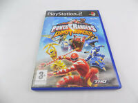 Mint Disc Playstation 2 Ps2 Power Rangers Dino Thunder Free Postage