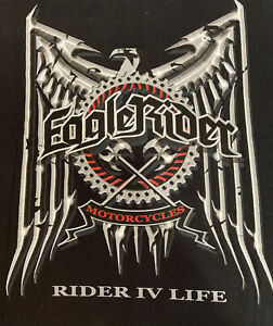 Eaglerider Motorcycle Rentals Vintage T's, New With Tags