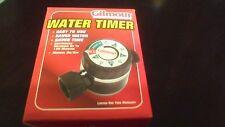 Gilmour Gardening Innovation WATER TIMER - BRAND NEW