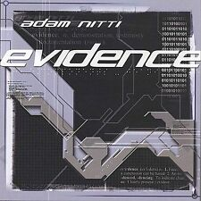 NEW Evidence (Audio CD)