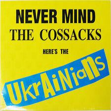 The Ukrainians Never Mind The Cossacks Ltd Ed Color LP RSD Record Store Day NEW