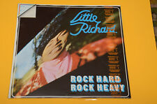 LITTLE RICHARD LP ROCK HARD ROCK HEAVY ITALY SIGILLATO ! SEALED