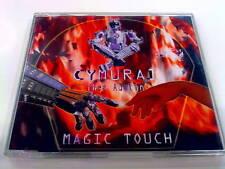 CYMURAI MAGIC TOUCH - CD SINGLE 4 TRACKS